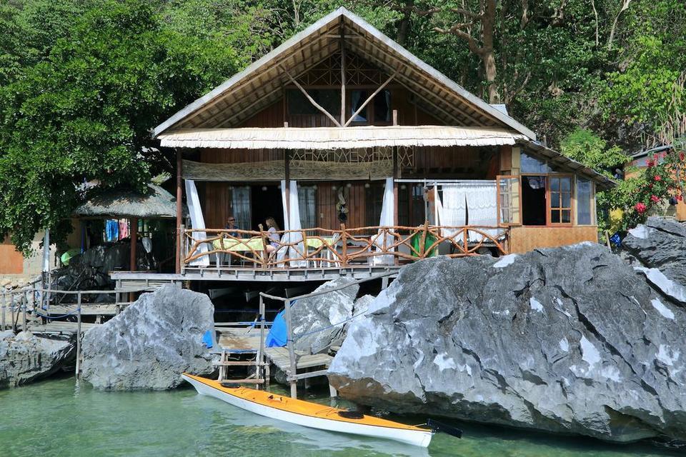 Guesthouse El Gordo Adventures, El Nido