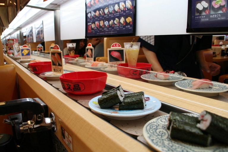 daimaru sushi belt