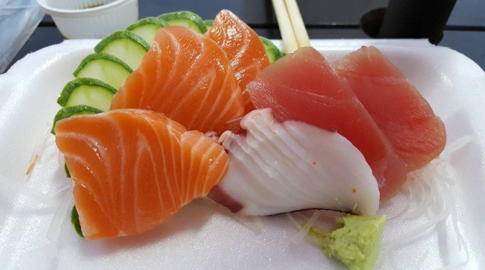 sushi -huahin Picture: hua hin food guide blog.