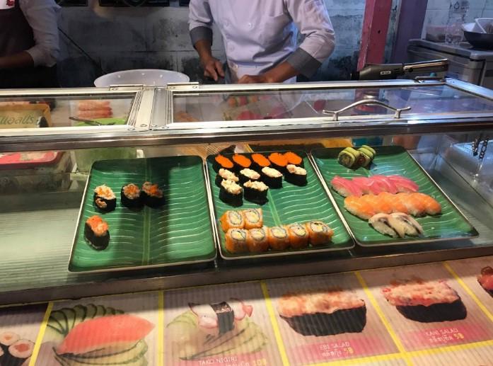 sushi -huahin3 Picture: hua hin food guide blog.