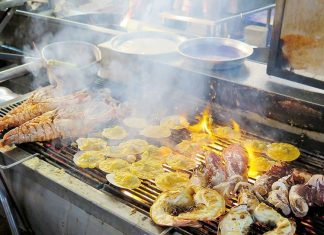 hua hin local food guide blog