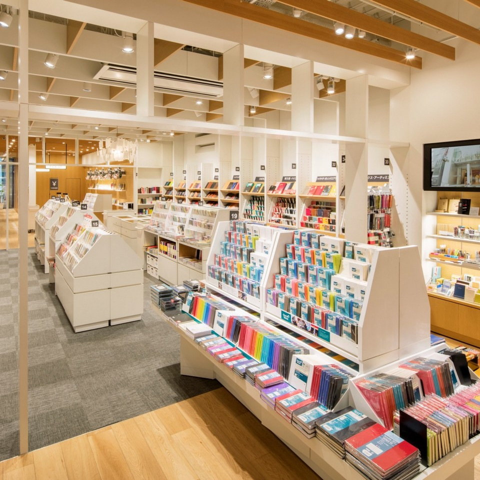 Itoya' Paradise shop for Stationery Lover