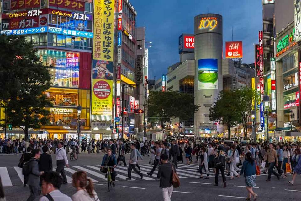 Shibuya 109 best shopping malls in tokyo tokyo shopping guide tokyo shopping center shopping area in tokyo