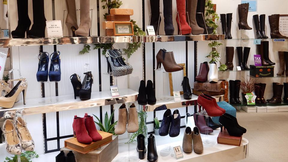 The world of high heels