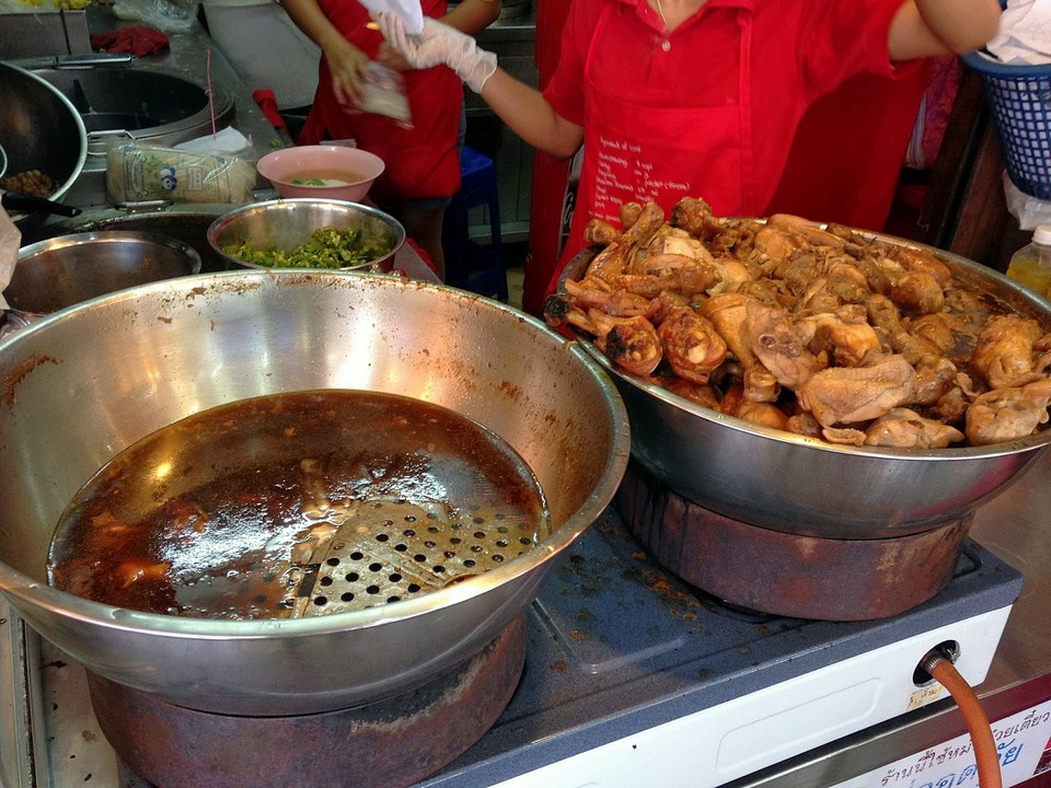 Chicken noodles-chatuchak-bangkok-thailand5