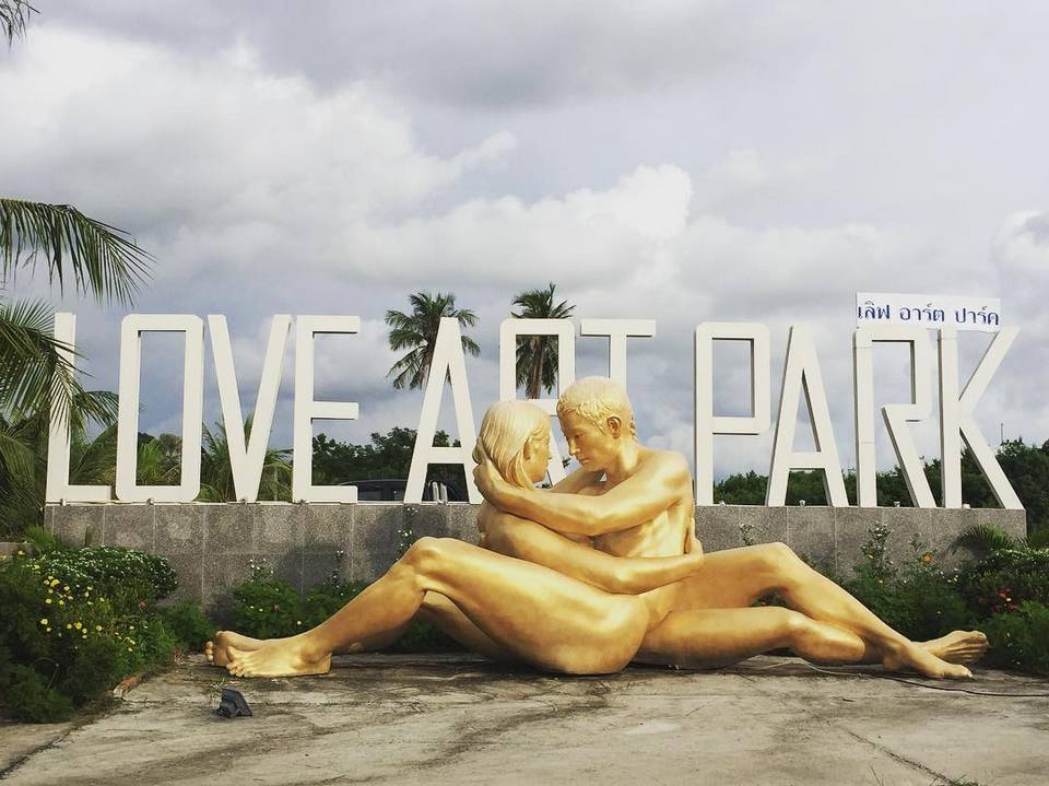 Love Art Park Pattaya-thailand1
