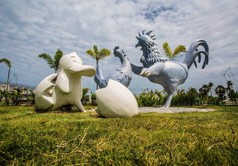 Love Art Park Pattaya-thailand4 Pattaya Love Art Park love art park pattaya