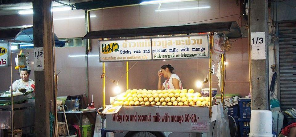 Mango & Sticky Rice-chatuchak-bangkok-thailand2