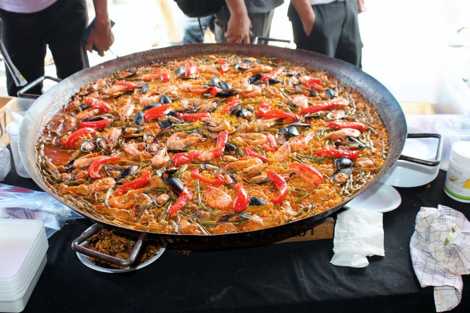 Paella rice chatuchak (3)