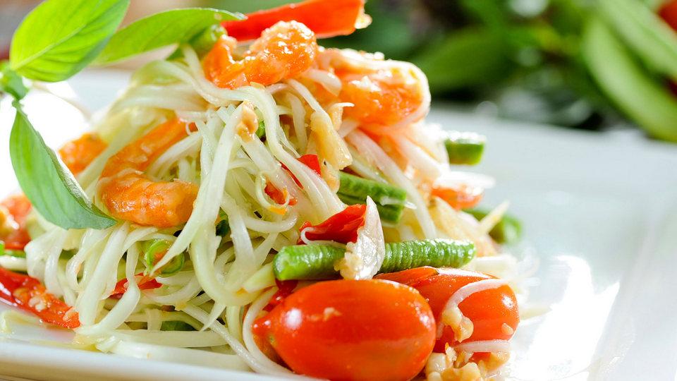 Papaya salad-chatuchak-bangkok-thailand1