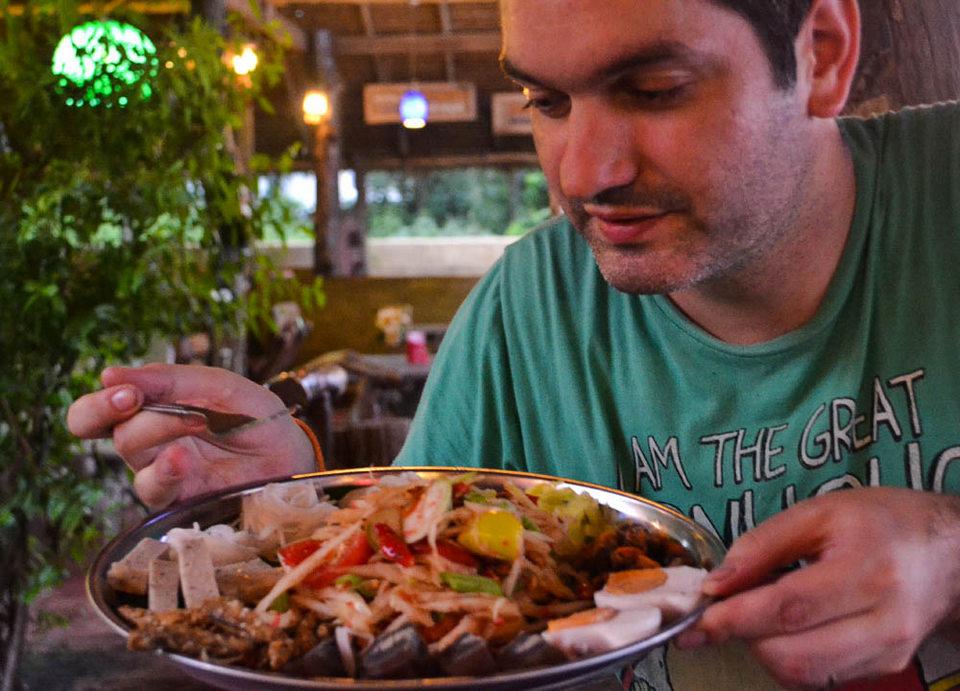 Papaya salad-chatuchak-bangkok-thailand5