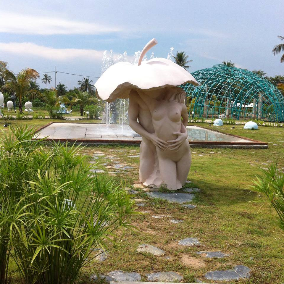 Pattaya Love Art Park love art park pattaya