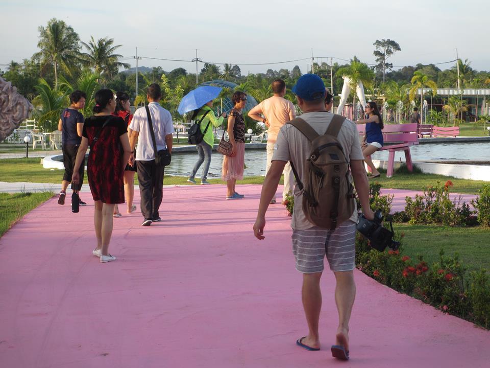 love art part pattaya-thailand1
