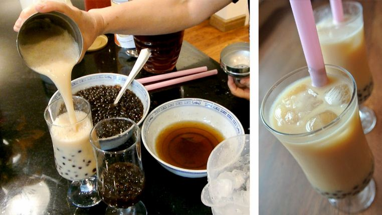 how to make bubble tea in taiwan