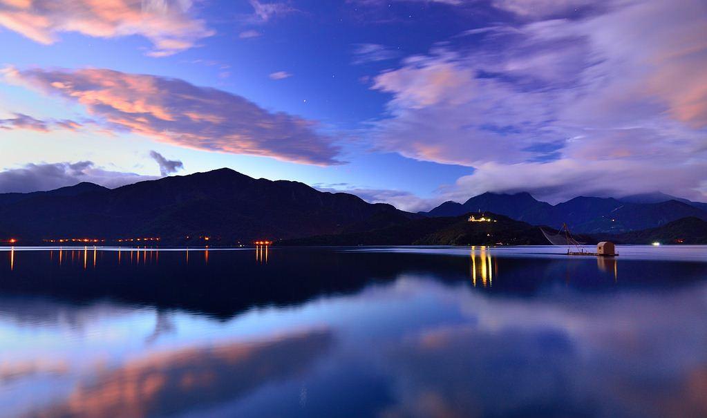 sun moon lake taiwan 2