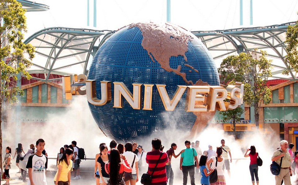 Universal Studio Singapore – USS Image by: Universal Studios Singapore tips blog.