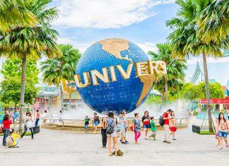 Universal Studio Singapore – USS1