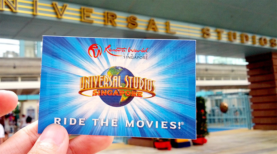 Universal Studio Singapore – USS12