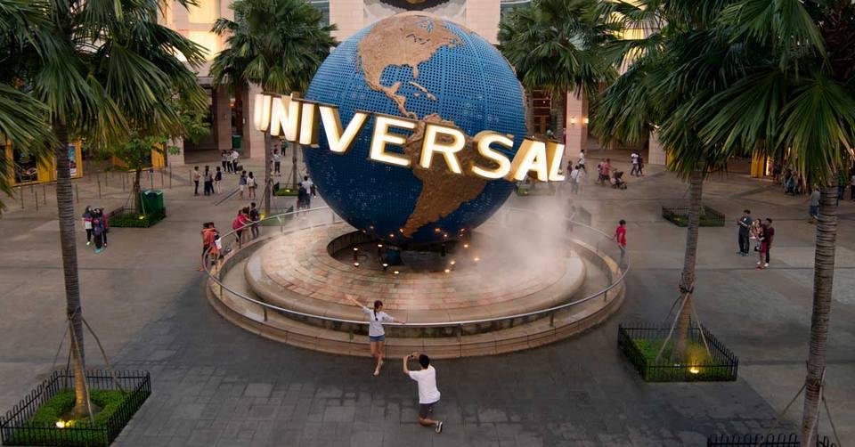 Universal Studio Singapore – USS14