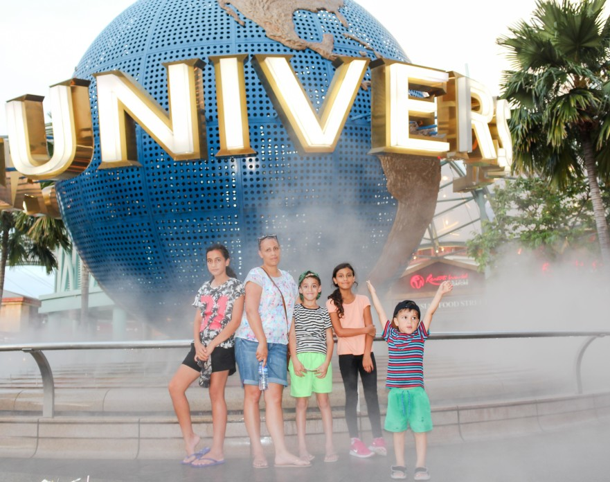 Universal Studio Singapore – USS22