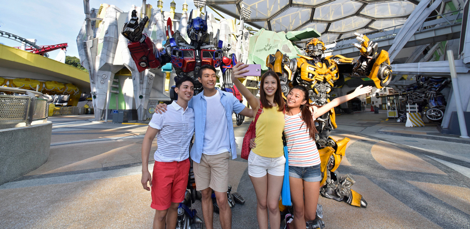 Universal Studio Singapore – USS3