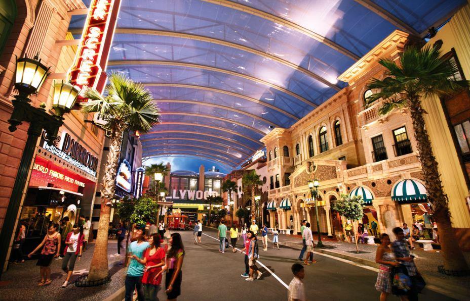 Universal Studio Singapore – USS4