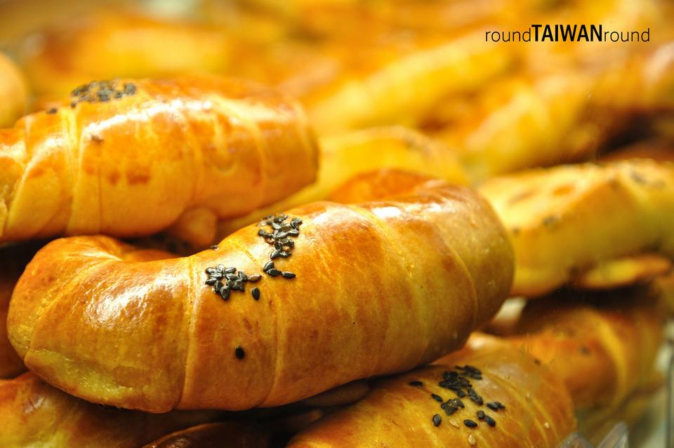 Kang Hsi Shuan Croissants