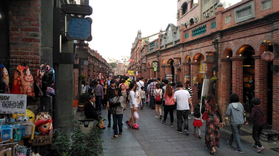 Sansia Old Street taiwan old street taipei old town taipei old street taiwan old town