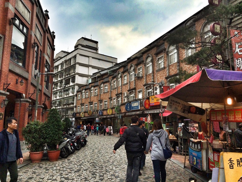 Yingge Old Street, New Taipei City