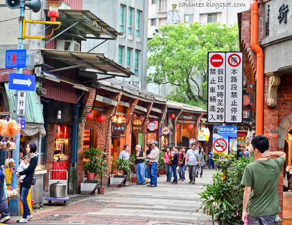 Shenkeng Old Street (深坑老街) - The Tofu Capital