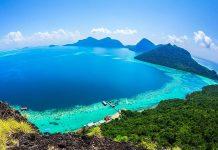 Bornoe Sabah Marine Park