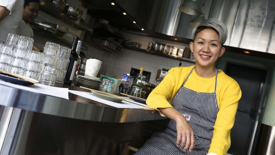 Hong Kong's May Chow, voted Asia's best female chef