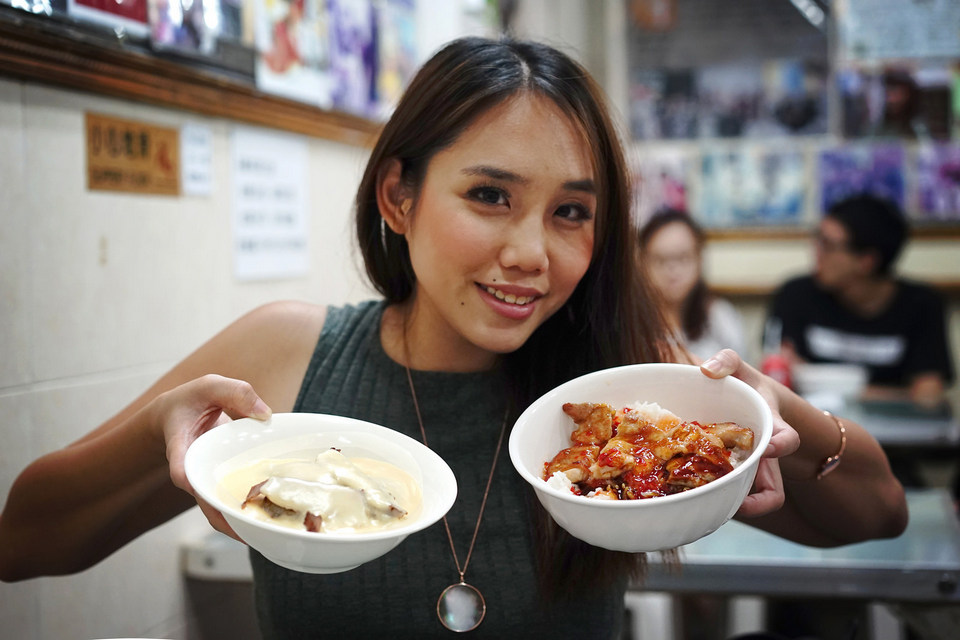 Sun Kee restaurant Image by: must eat restaurants in hong kong blog.
