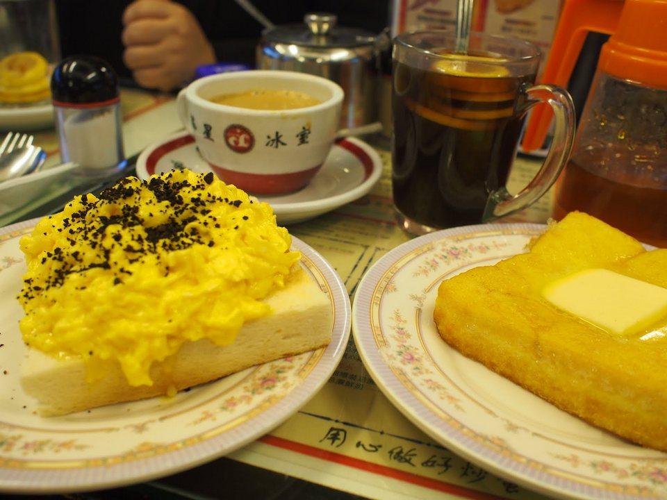 CAPITAL CAFE 華星冰室 - 茶餐廳 ( WAN CHAI 灣仔)