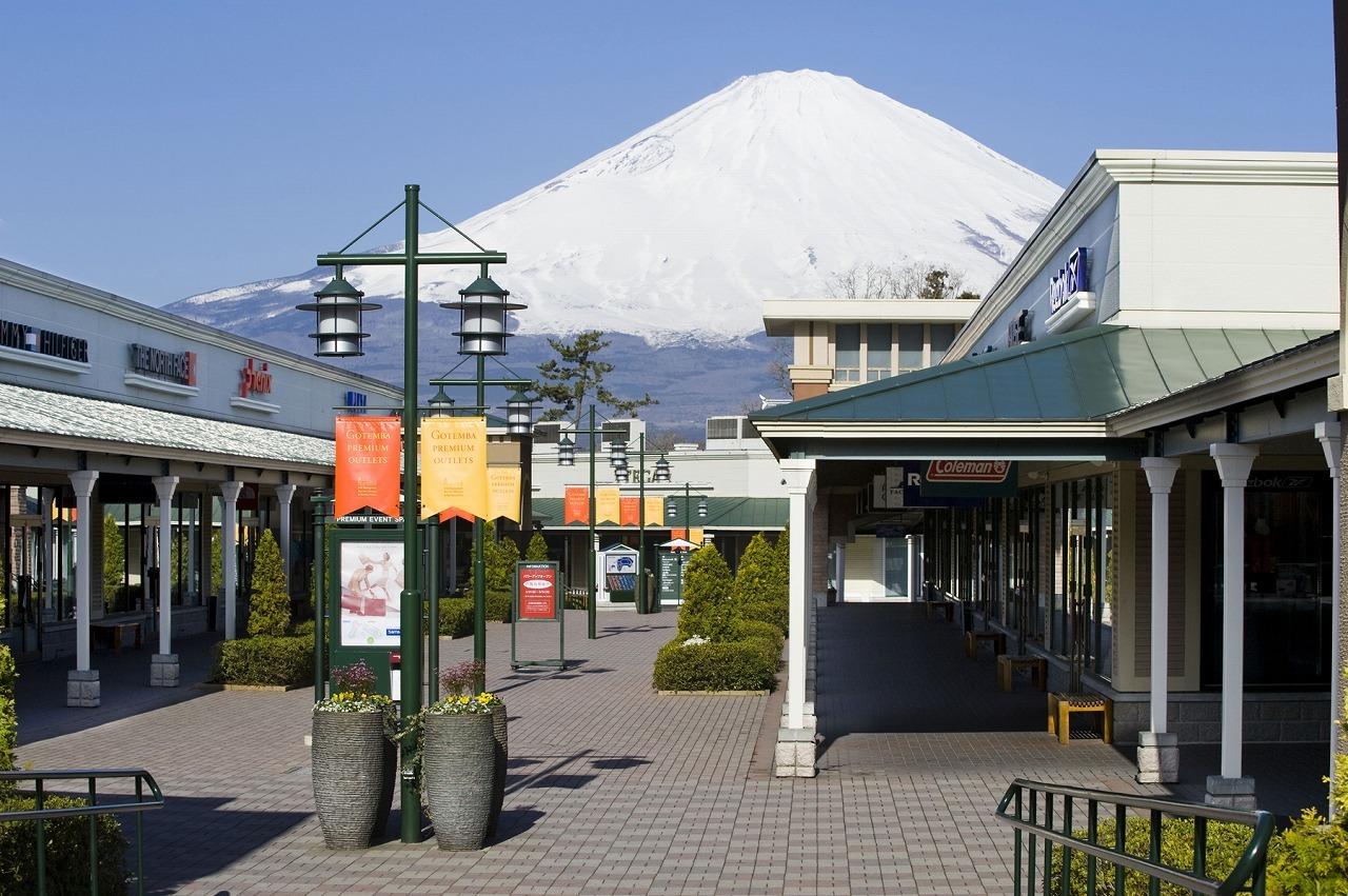 Gotemba Premium Outlets-fuji-japan1