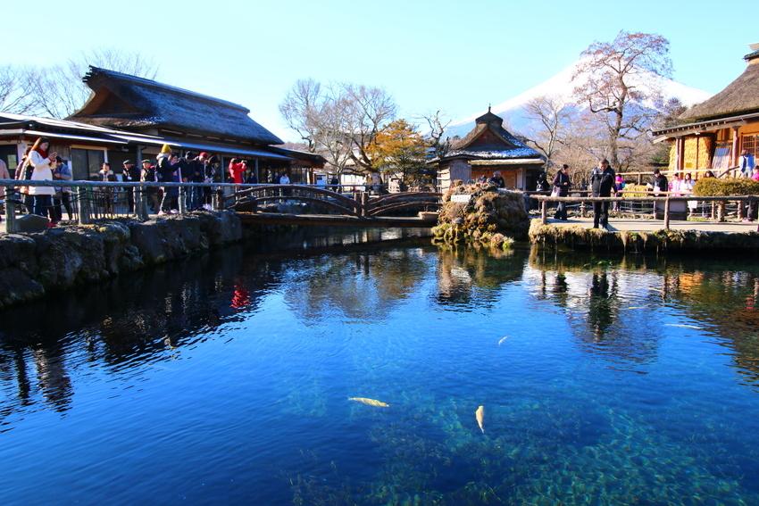 Oshino Hakkai-fuji-japan8