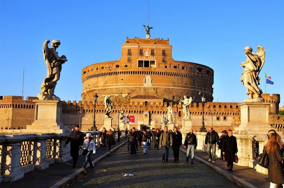 Castel Sant'Angelo-italy3