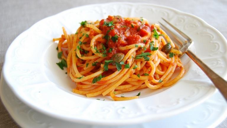 Spaghetti in italy3