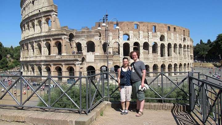 The Colosseum-italy2