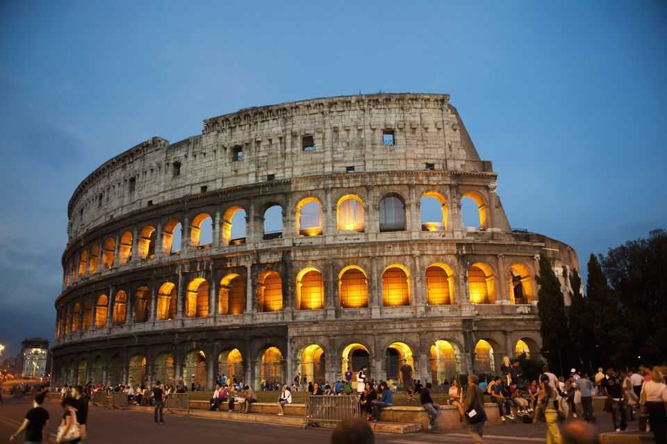 The Colosseum-italy3