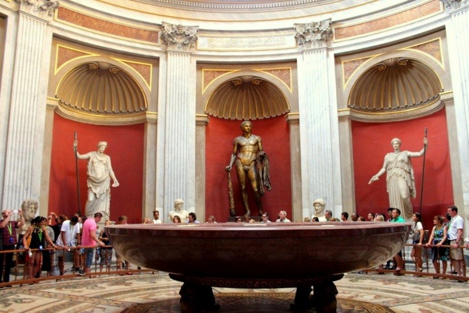 The Vatican Museum-rome-italy8