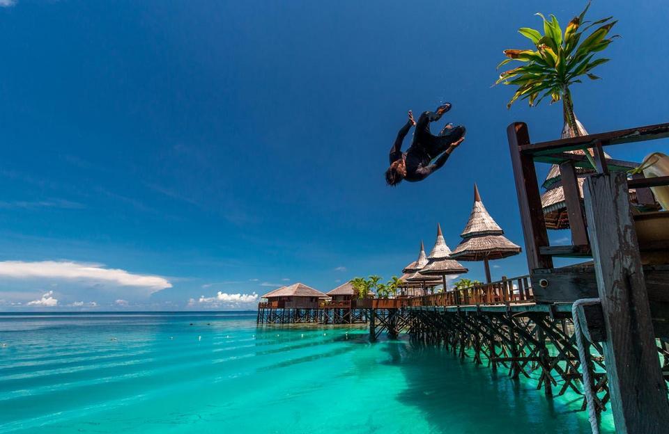 Mabul Island Malaysia