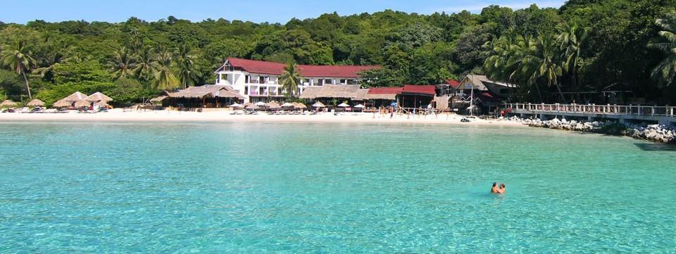Perhentian Island BuBu Long Beach Resort, BuBu Villa Malaysia