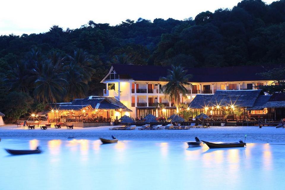 Perhentian Island, Kecil. Long beach, Malaysia2