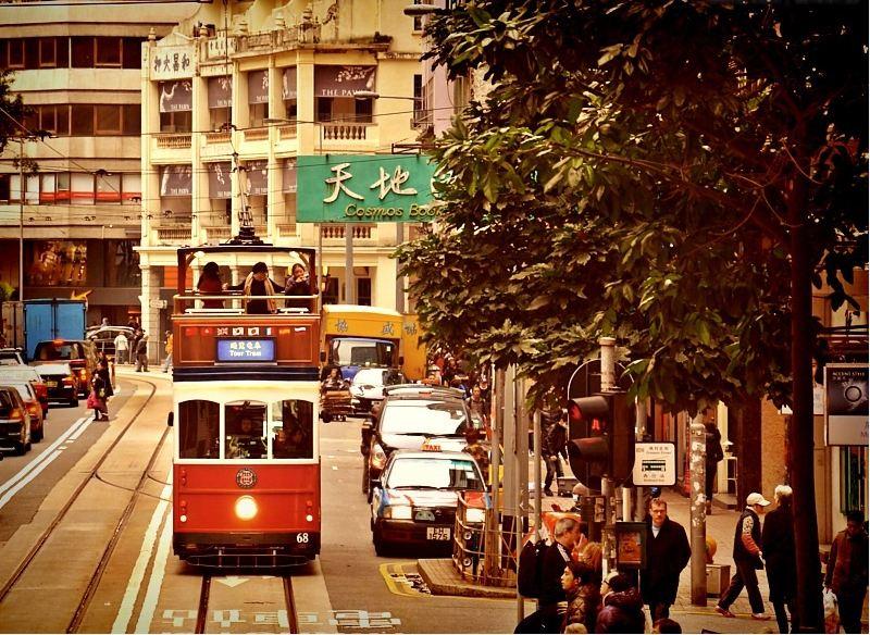 Tramoramic-tram-hongkong17 Image credit: tramoramic hk blog.
