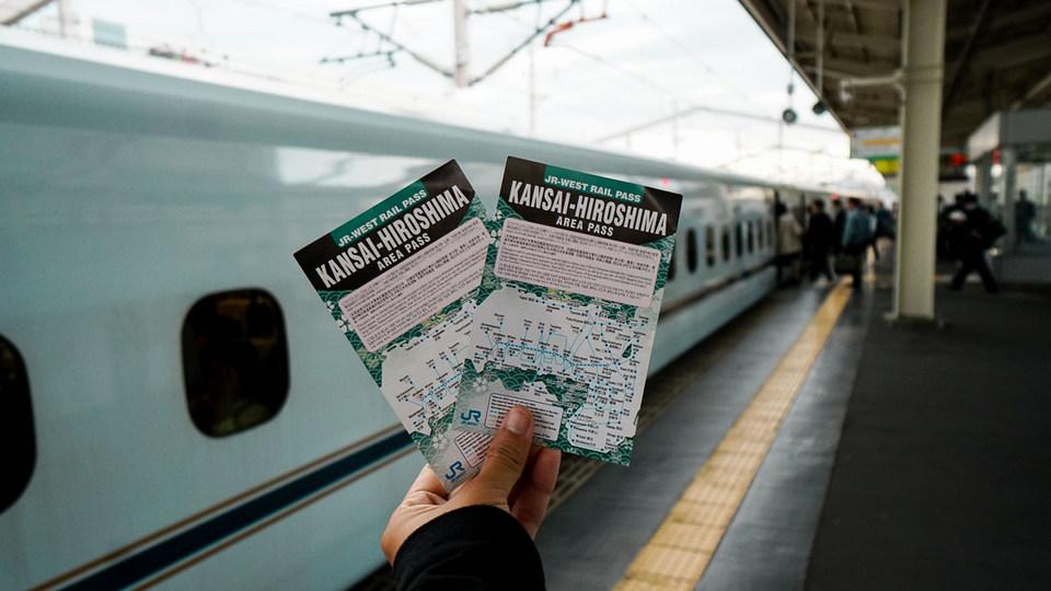 Kansai-Hiroshima JR Pass JR Pass Shinkansen japan rail pass jr pass jr shinkansen