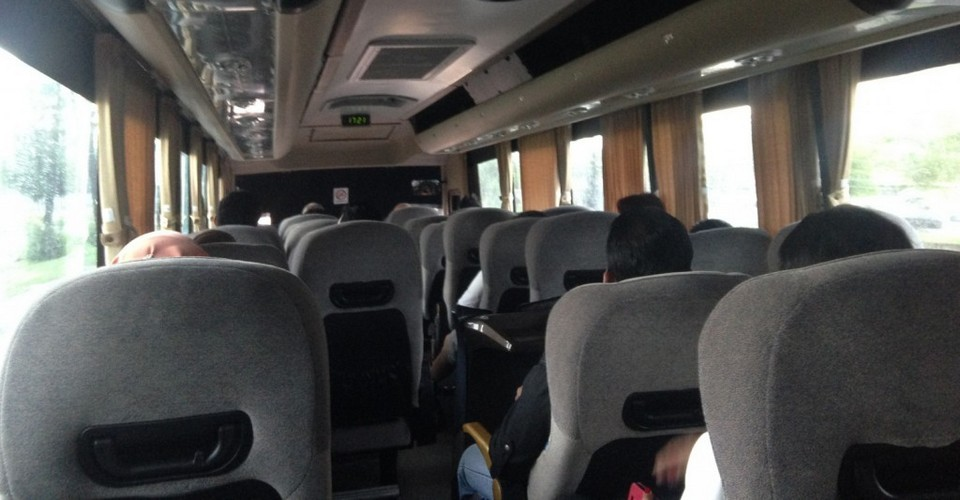 bus from Kuala Lumpur to Georgetown