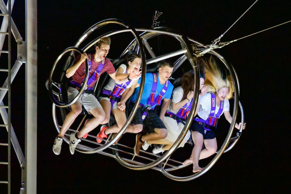 GX-5 Extreme Swing-singapore Photo by: best outdoor activities in singapore blog.