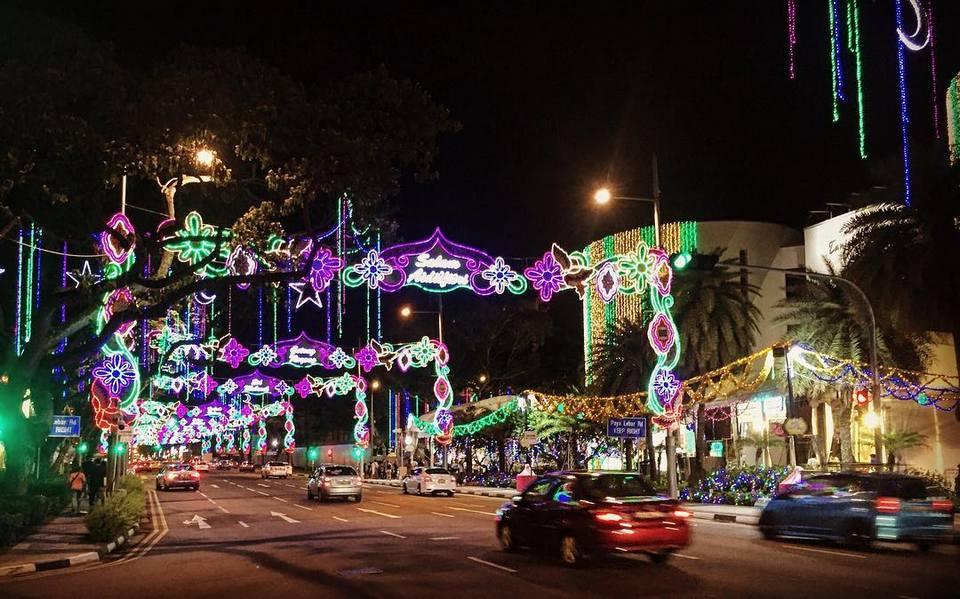 Geylang-night street-singapore4
