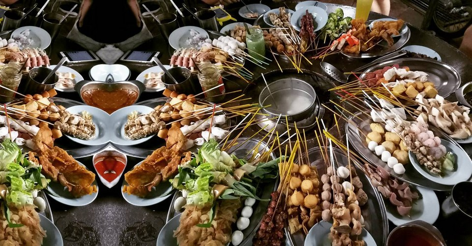 Street food paradise or Penang